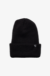Rumble Ribbed Beanie Black
