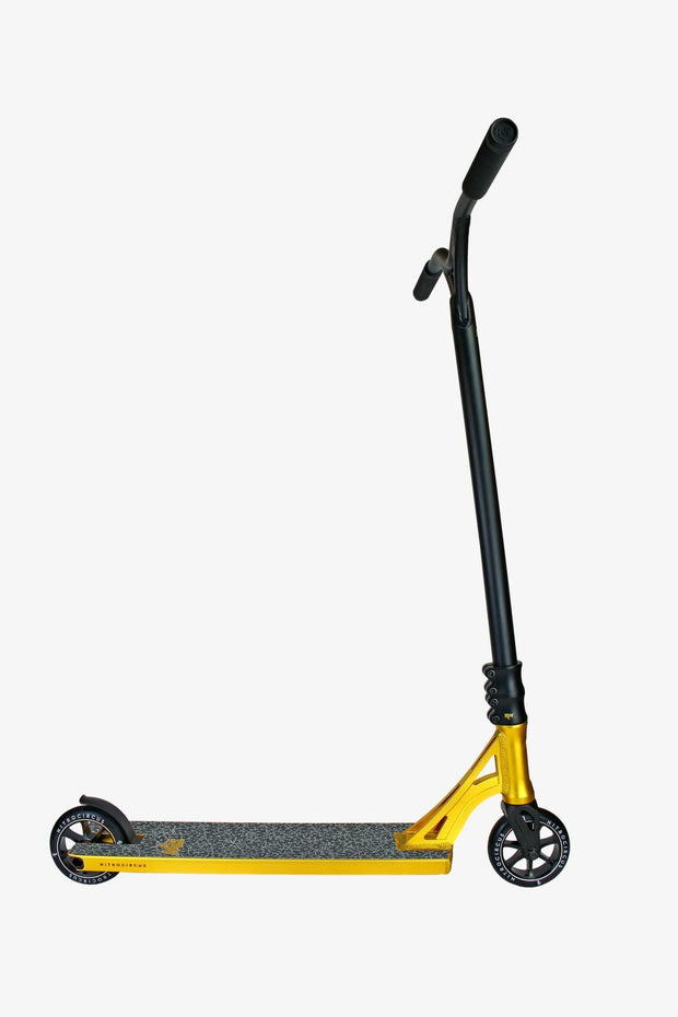 RW Signature 540 Pro Scooter Gold