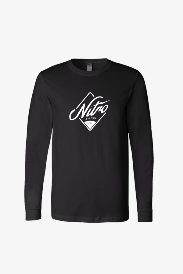 Timber Men's Long Sleeve T-Shirt
