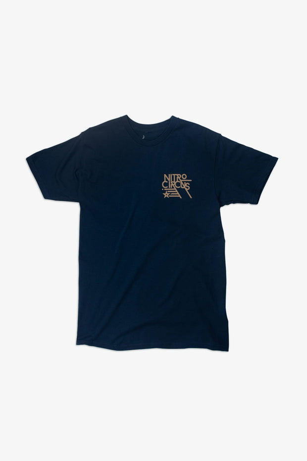 Form T-Shirt Navy