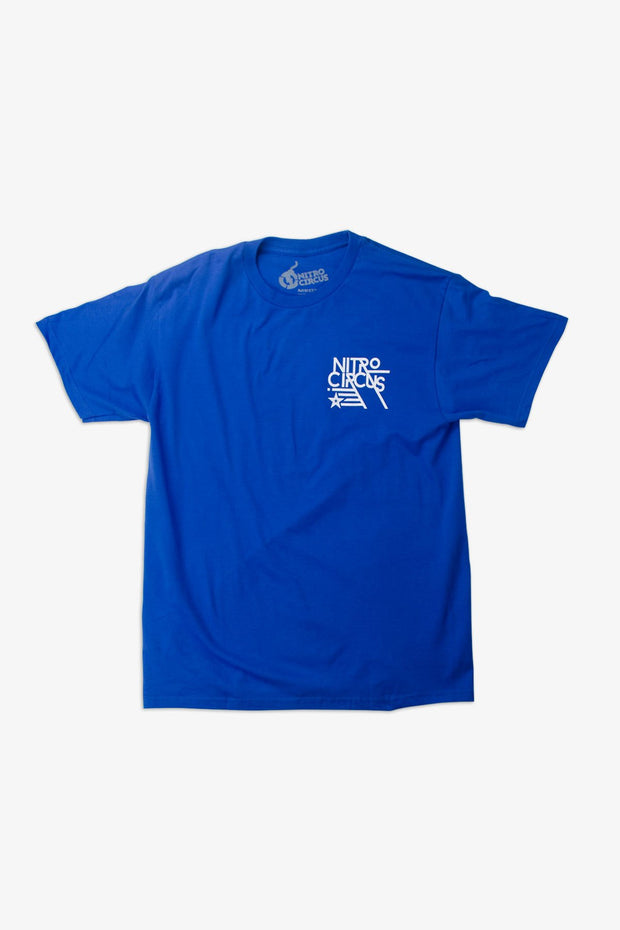 Form T-Shirt Royal Blue
