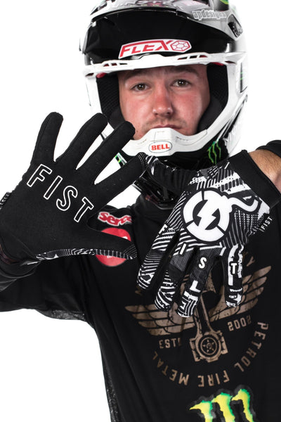 Nitro Circus Shapes Glove