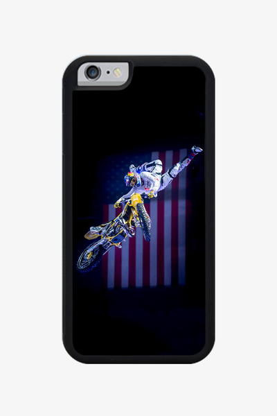 Travis Pastrana Americana iPhone Case