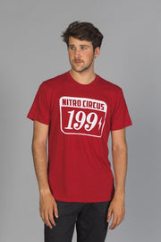 TP199 Leader Men's T-Shirt Red
