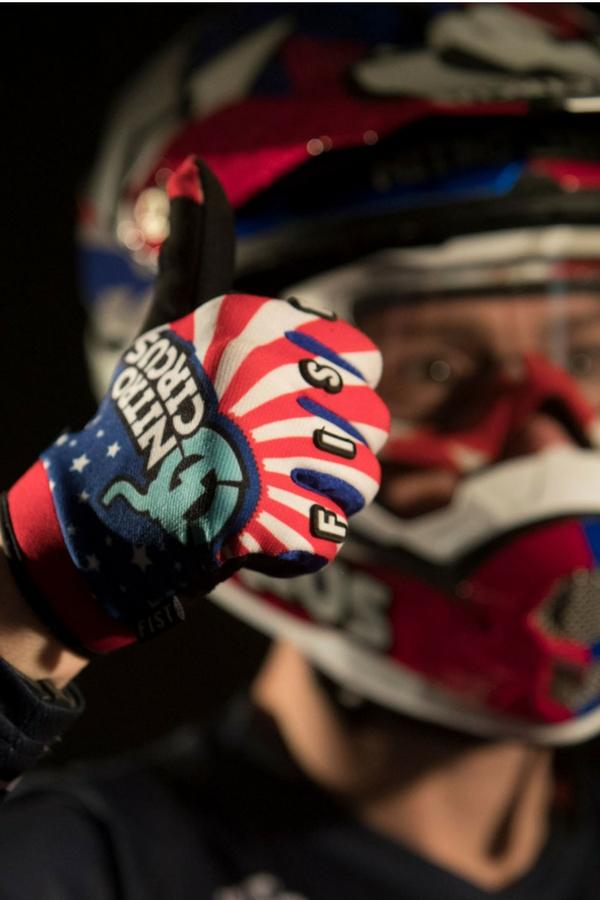 Stars and Stripes Glove