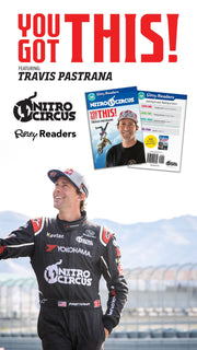You Got This! Book - Featuring Travis Pastrana
