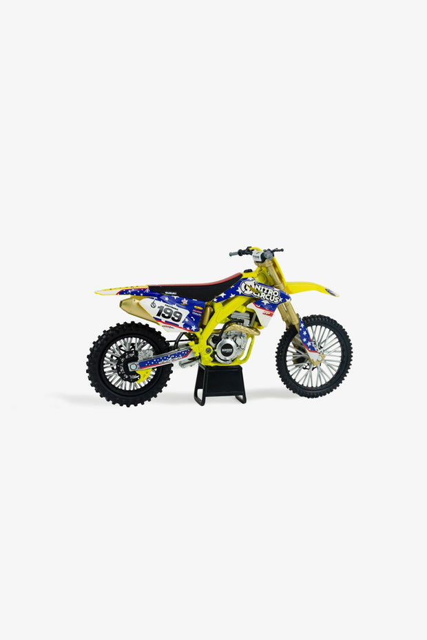 Travis Pastrana Replica Dirt Bike