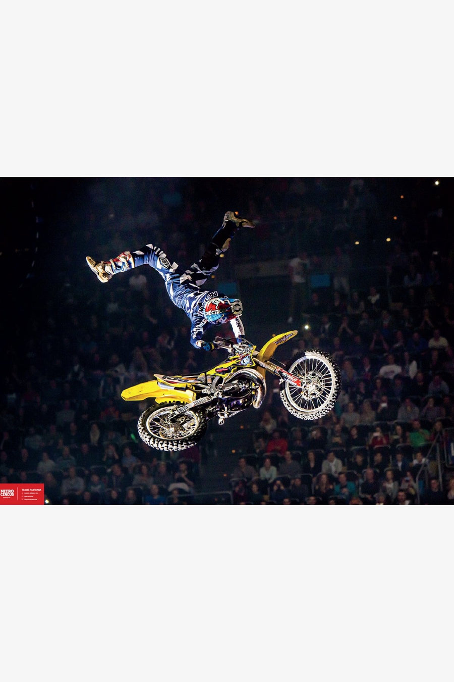 Travis Pastrana Going Big Poster