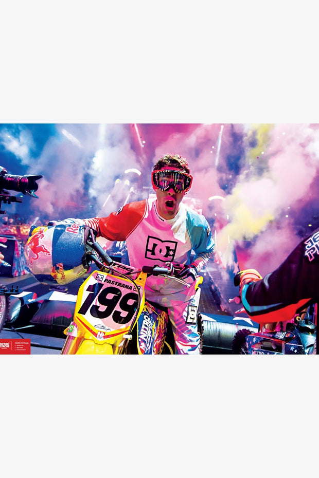 Travis Pastrana Life of the Party Poster