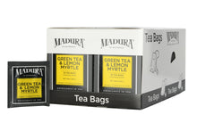 Green Tea & Australian Lemon Myrtle 20 Teabags (6-Pack)