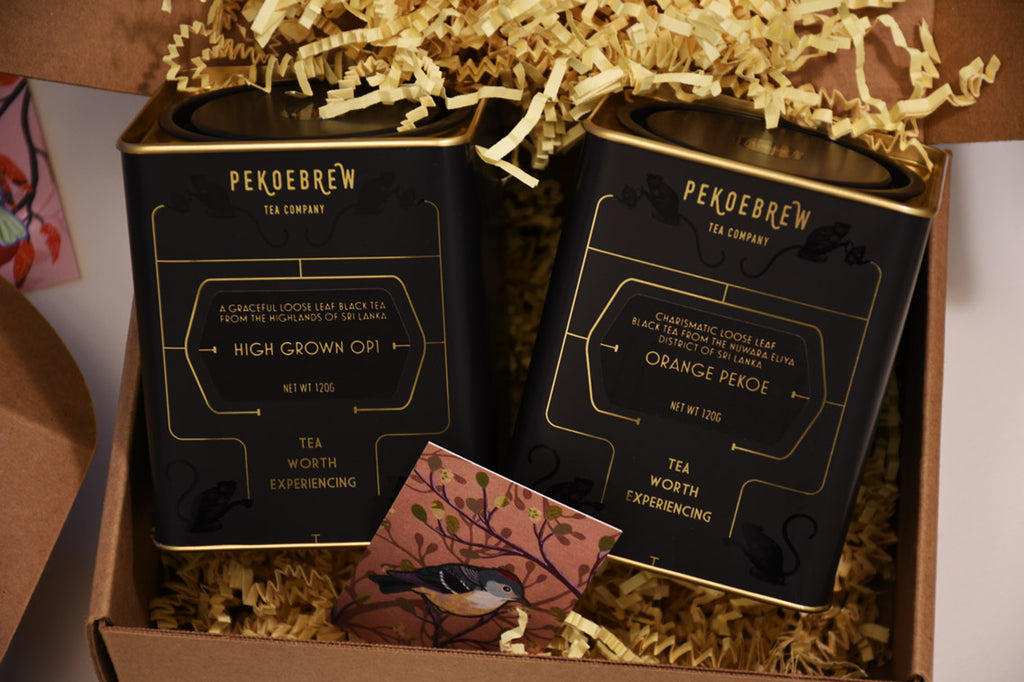 Black Tea Gift Set - Award Winning