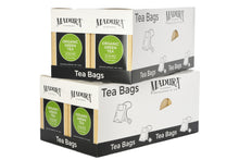 Green Tea 20 Enveloped Teabags (6-Pack)