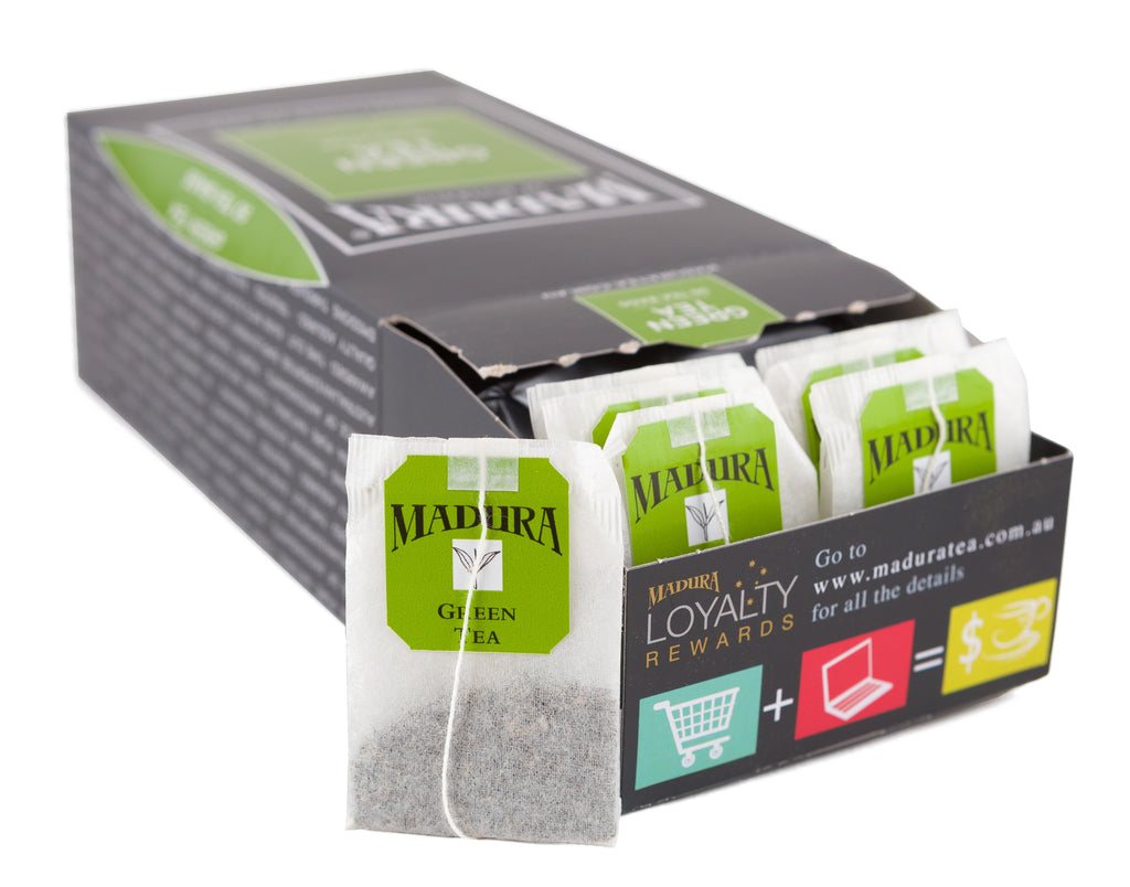 Green Tea Teabags - 50 Count