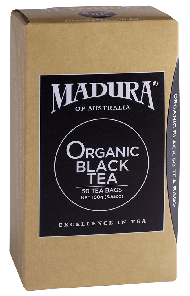Organic Black Teabags  Teabags - 50 Count