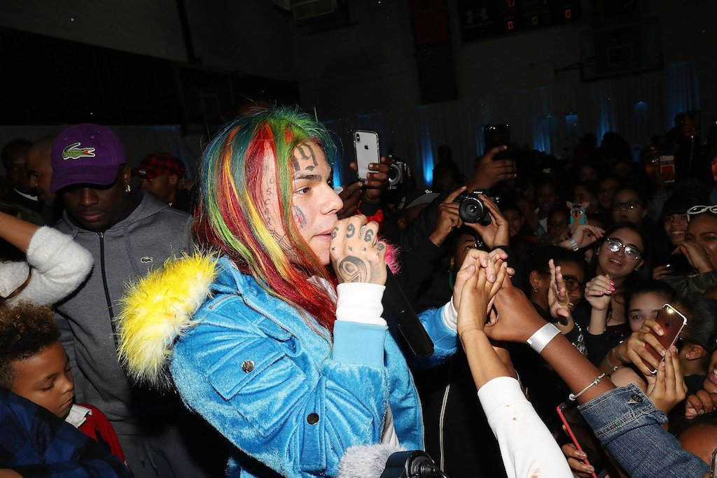 Tekashi69 Speaks Out After Being Kidnapped & Robbed