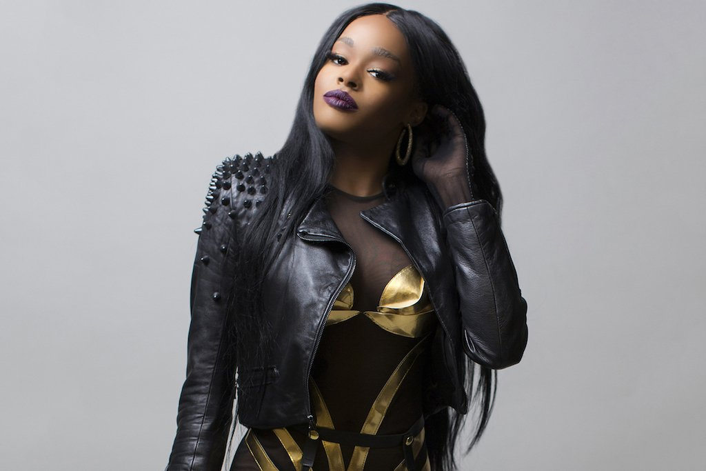 Azealia Banks Dishes The Dirt On Fellow Rappers