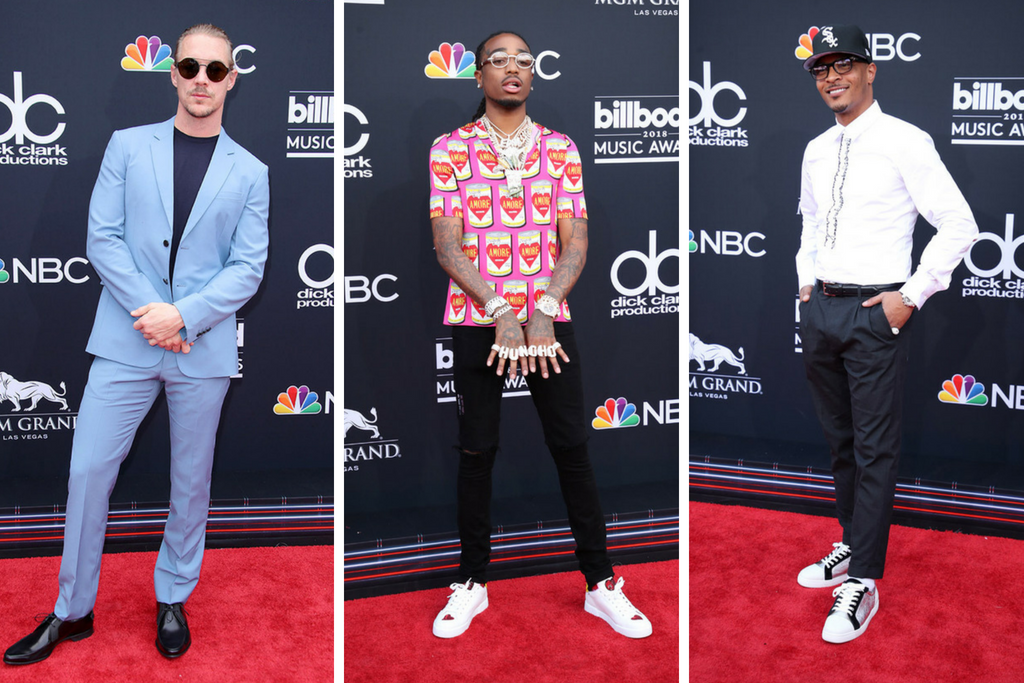 Best & Worst Dressed Men From The BBMAs