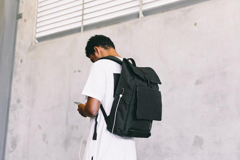 Carré Conquer Accessories With New Voyageurs Backpack