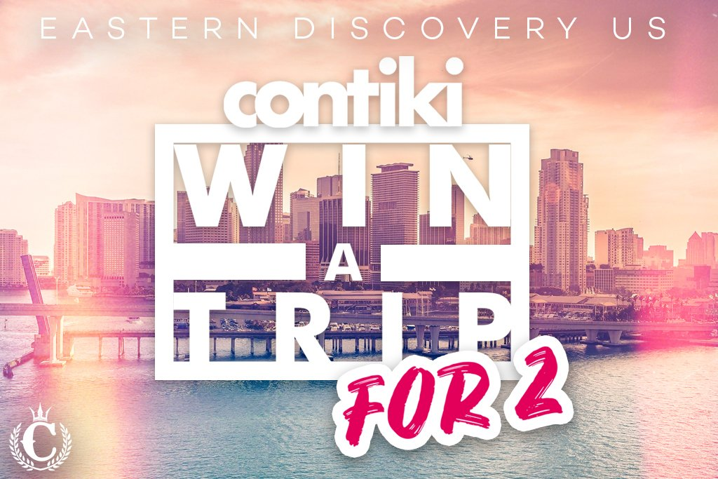 WIN!! 14-Day Eastern Discovery Contiki Tour For Two At Melbourne Opening