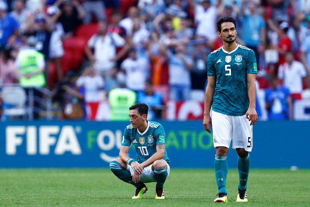 Mexico Rejoices As Germany Fails Out Of The World Cup