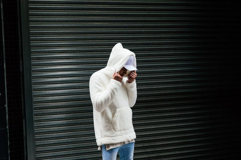 Stay Warm With The Saint Morta Sherpa Hood