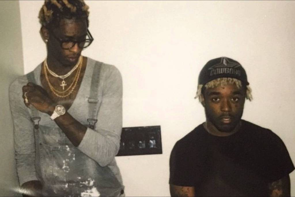 Young Thug & Lil Uzi Vert Drop Trippy Vid For 'Up'