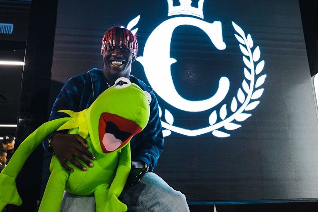 Lil Yachty Brings Record-Breaking Crowd To Chadstone