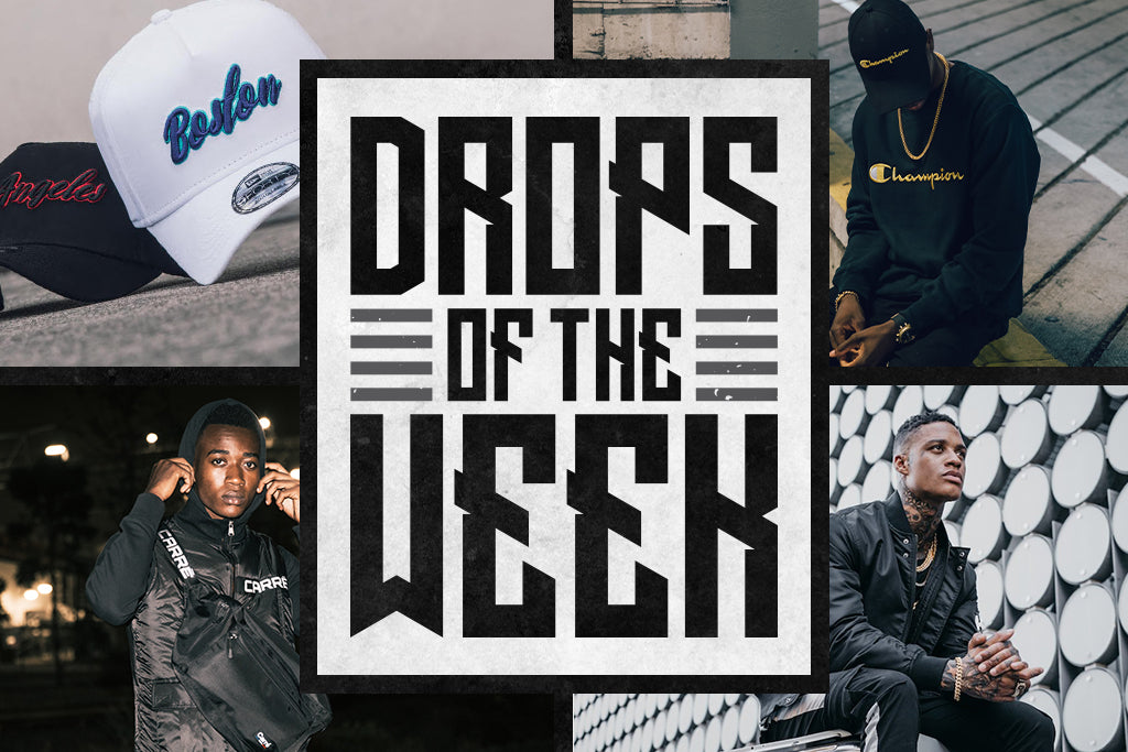This Week's Drops
