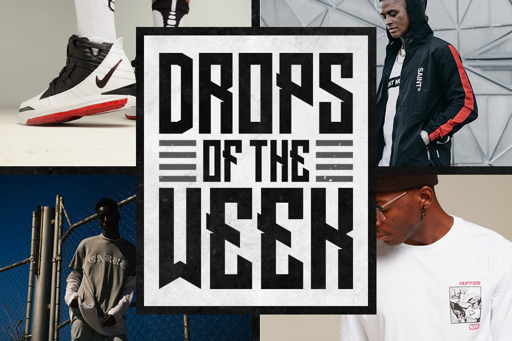 Drops Of The Week 🔥 Ultimate Streetwear Heat!