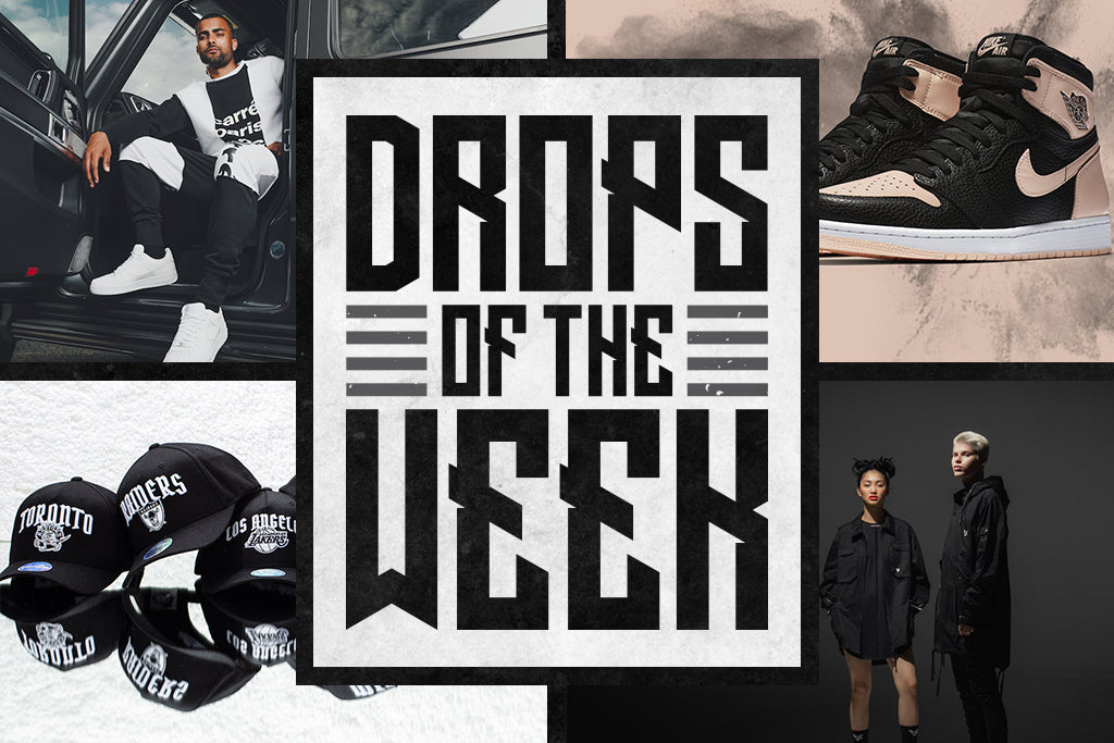 Drops Of The Week