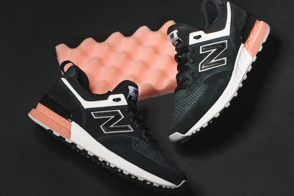 The New, New Balance 574S
