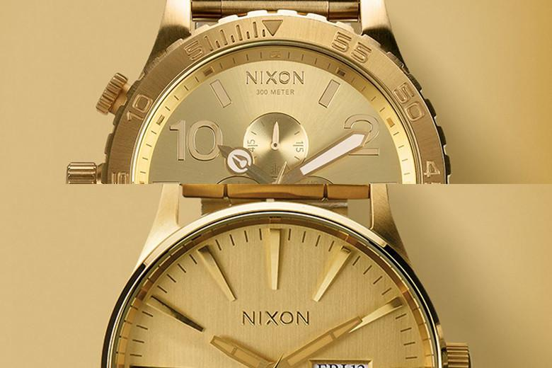 Nixon Watches available now at Culture Kings