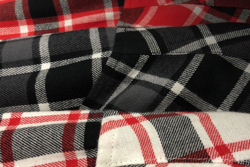 Saint Morta Is Bringing Back The Flannel