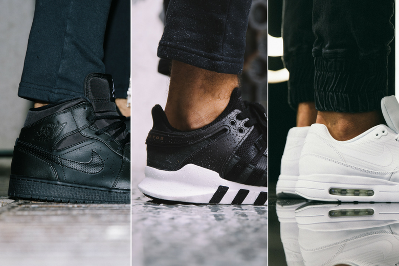 This Week's Top Sneakers