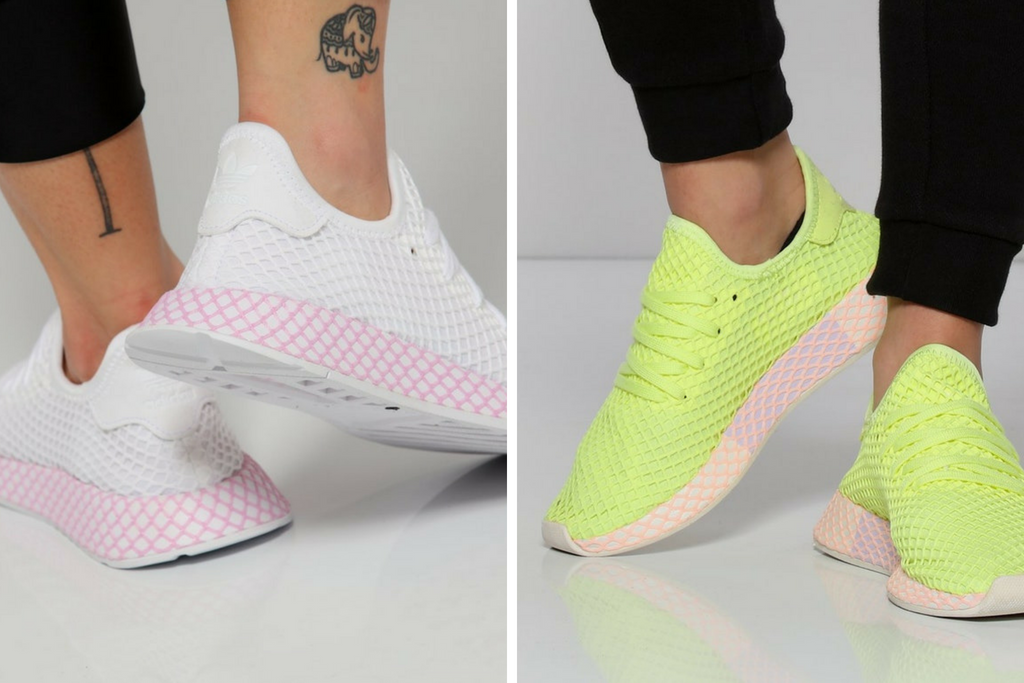 Ladies, Your New Favourite Sneaker Is The adidas Deerupt