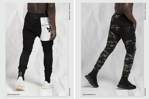 Welcome The Agen Component Pant From The Anti-Order