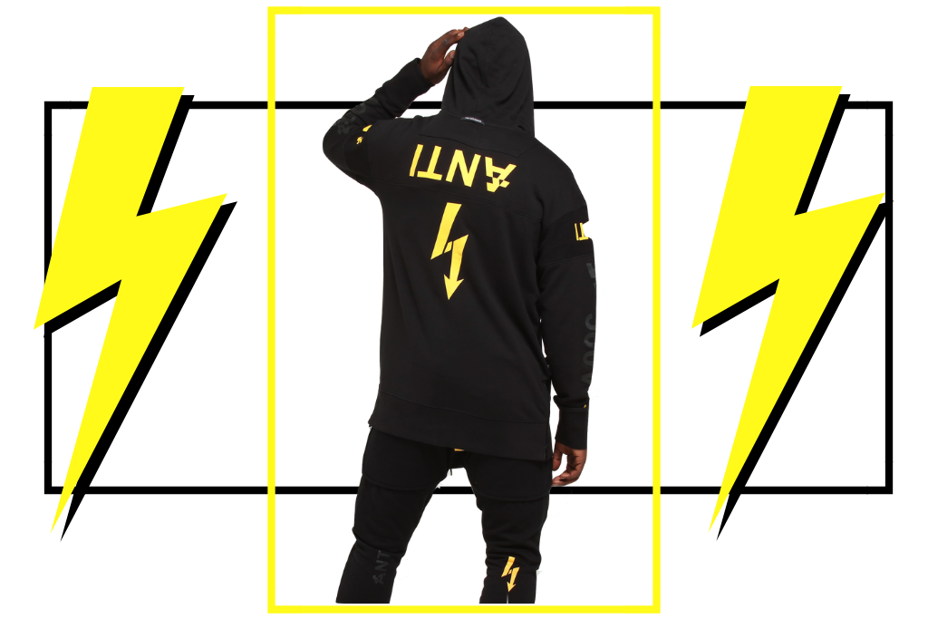 Feel The Power Of The Anti-Order's Non-Voltage Capsule ⚡️