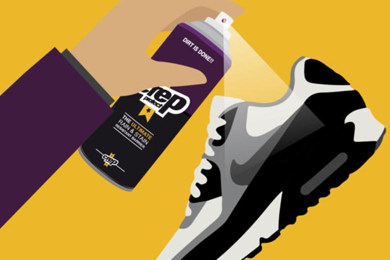 How To Use Crep Protect Spray – Culture Kings US
