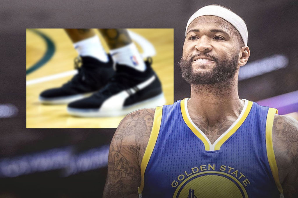 DeMarcus Cousins Leaves Nike For PUMA
