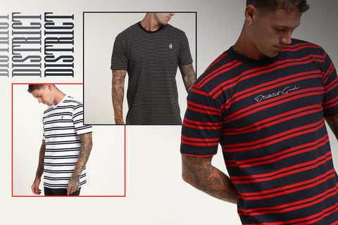 District Goods Have The Stripe Game On Lock 🔒