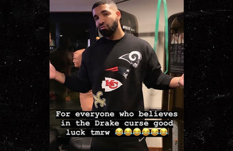 "Drake Uses His ""Sports Curse"" To Fuck Up Remaining NFL Teams"