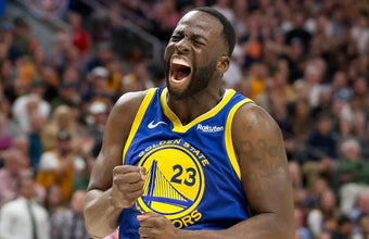 BREAKING: Draymond Green Suspended Without Pay