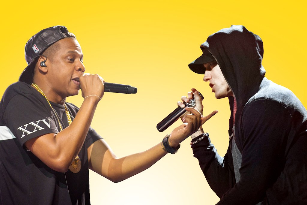 JAY-Z and Eminem Sue The Weinstein Company for $800,000 😱