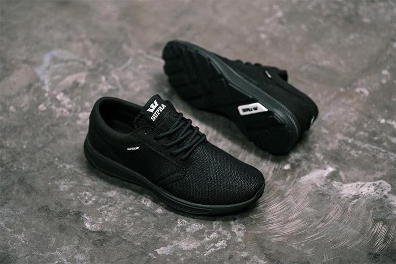 Supra Hammer Run All Black