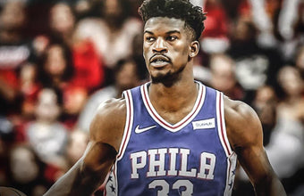 "Butler Is ""Very Excited"" To Be A 76er"