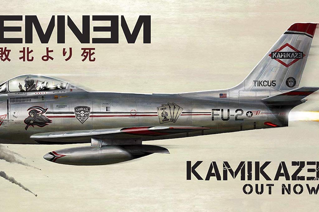 Eminem 'Kamikaze' Review – Culture Kings US