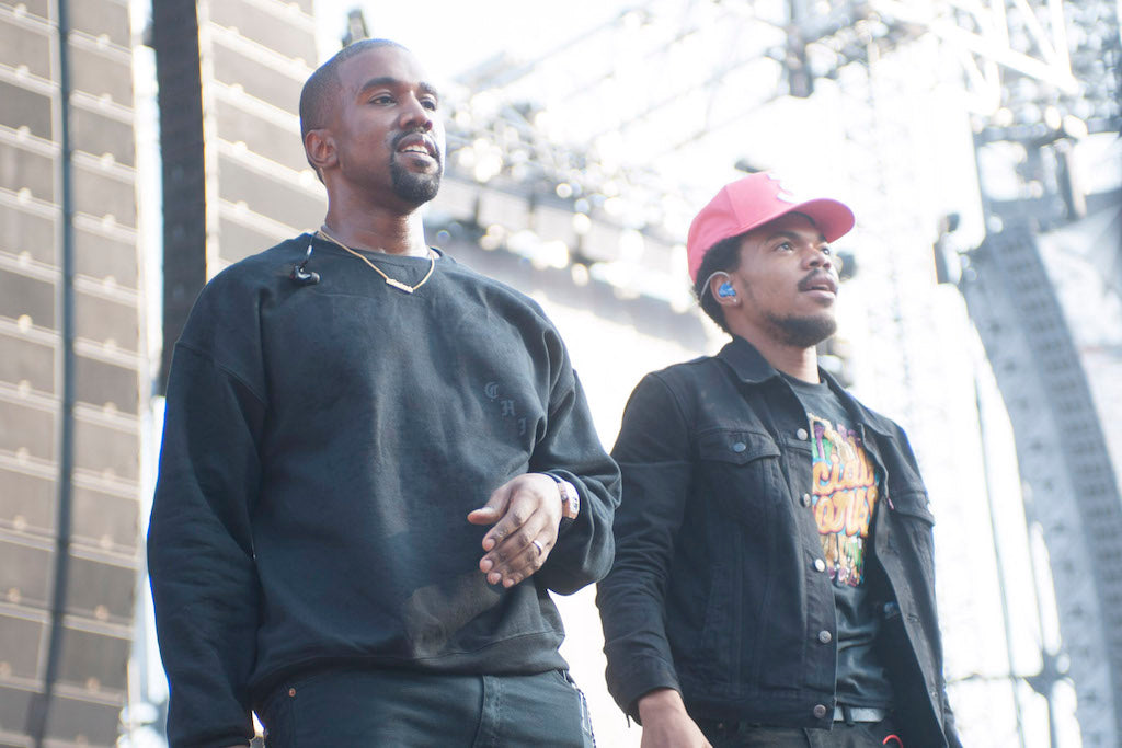 Chance The Rapper Making A Ye Produced Project?!