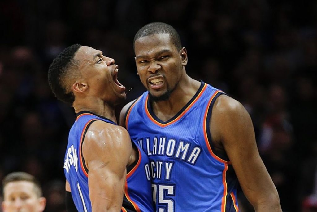 Russell Westbrook Says There's No More Beef With Kevin Durant