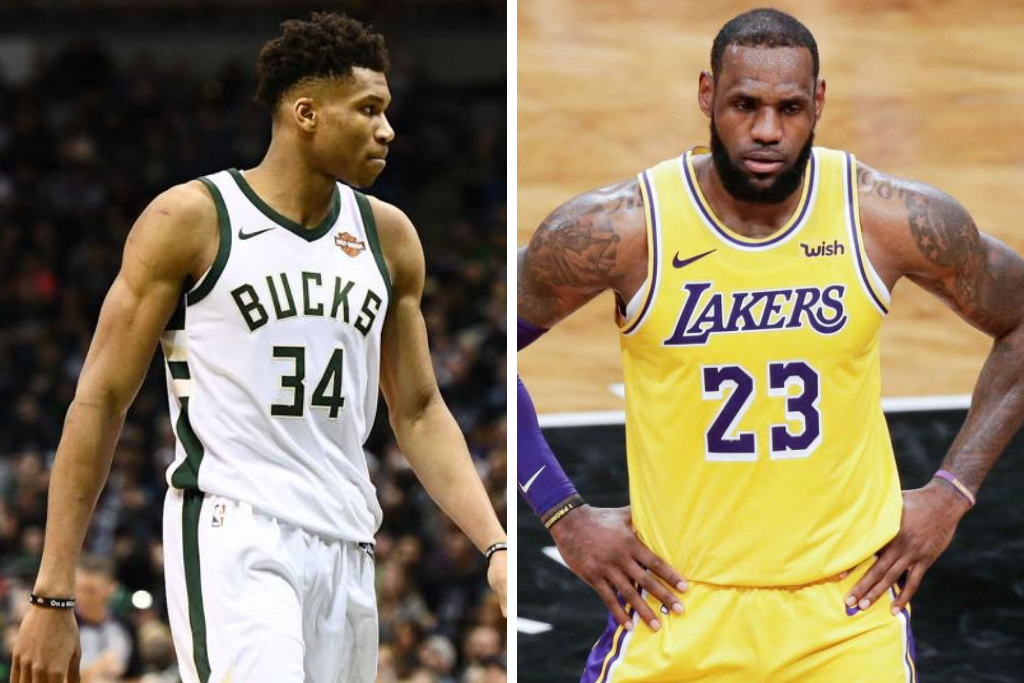 Giannis & LeBron Out, NBA Heavyweights Injured