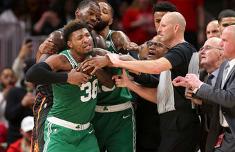 Celtics' Marcus Smart Fined $35,000